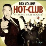 "CD  ✦ RAY COLLINS' HOT-CLUB ✦ ""Shaking That Boogie"""